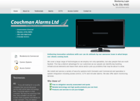 couchmanalarms.co.nz
