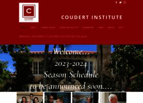 coudertinstitute.org