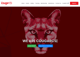 cougarcs.com