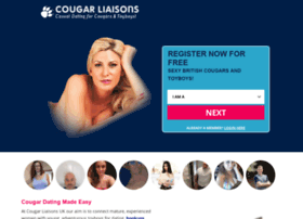 cougarliaisons.co.uk