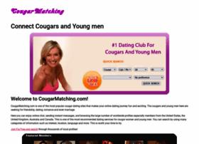 cougarmatching.com