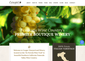 cougarvineyards.com