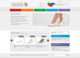 couleurchaussure.com