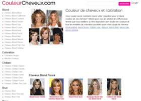 couleurcheveux.com