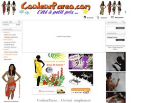 couleurpareo.com