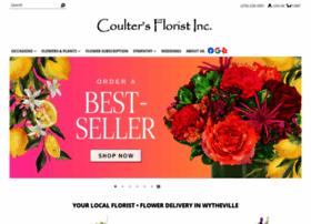 coultersflorist.com