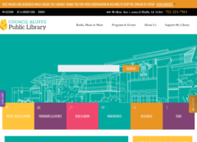 councilbluffslibrary.org