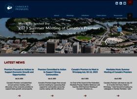 councilofthefederation.ca