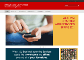 counseling.iastate.edu