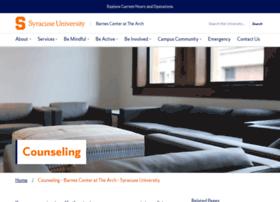 counselingcenter.syr.edu