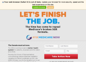 countdown.fixmedicarenow.org