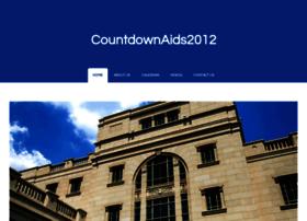countdownaids2012.org