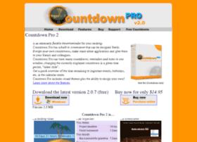 countdownpro.com
