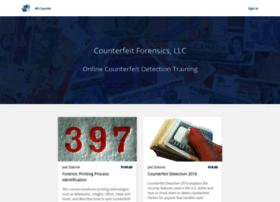 counterfeitforensics.com