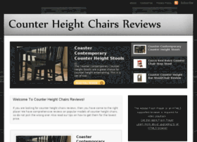 counterheightchairsreviews.com