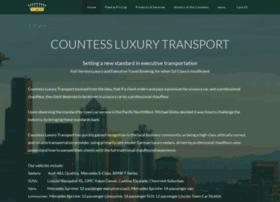 countessluxurytransport.com