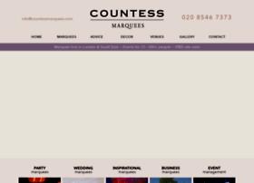 countessmarquees.com