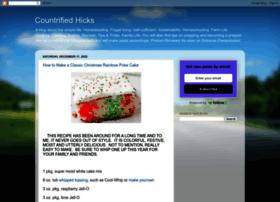 countrifiedhicks.com