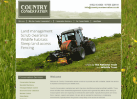 country-conservation.co.uk