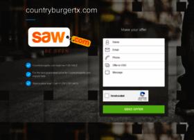 countryburgertx.com