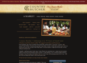 countrybutchermarket.com