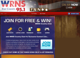 countryclub.wrns.com