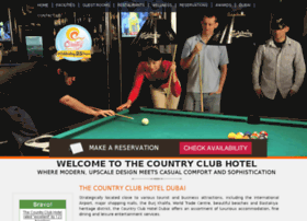 countryclubhoteldubai.com