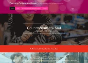 countrycrittersandmore.com