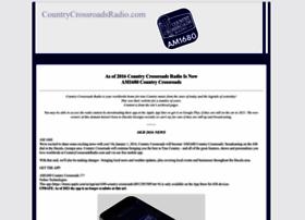 countrycrossroadsradio.com