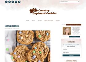 countrycupboardcookies.com