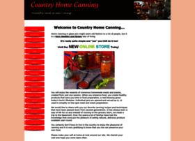 countryhomecanning.com