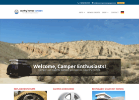 countryhomescampers.com
