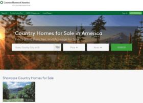 countryhomesofamerica.com