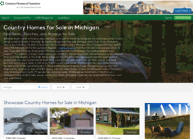 countryhomesofmichigan.com