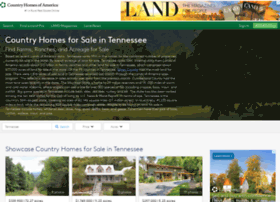 countryhomesoftennessee.com