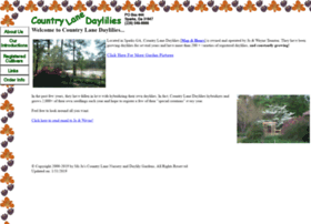 countrylanedaylilies.com