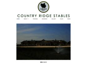 countryridgestables.com