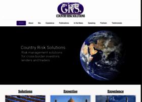 countryrisksolutions.com