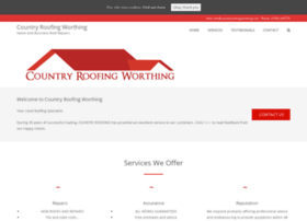 countryroofingworthing.com