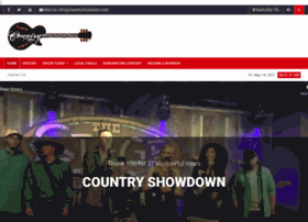 countryshowdown.com