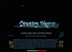 countryvapor.com