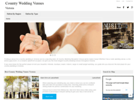 countryweddingreceptionvenues.com.au