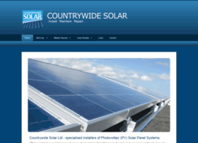 countrywidesolar.co.uk