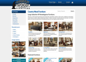 countrywoodfurniture.com