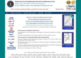 countybankruptcyrecords.com