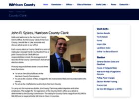 countyclerk.harrisoncountywv.com