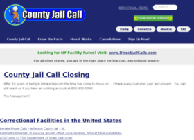 countyjailcall.com