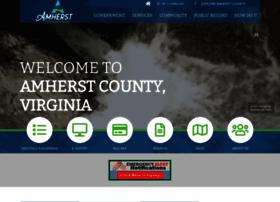 countyofamherst.com