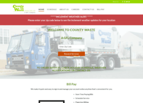 countyrecycling.net