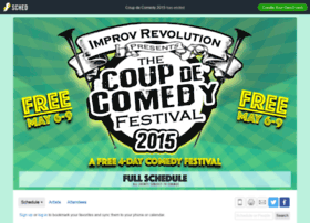 coupdecomedy2015.sched.org